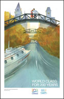 Special Erie Canal Poster by Amy Su